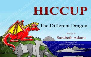 Hiccup The Dragon - Cover